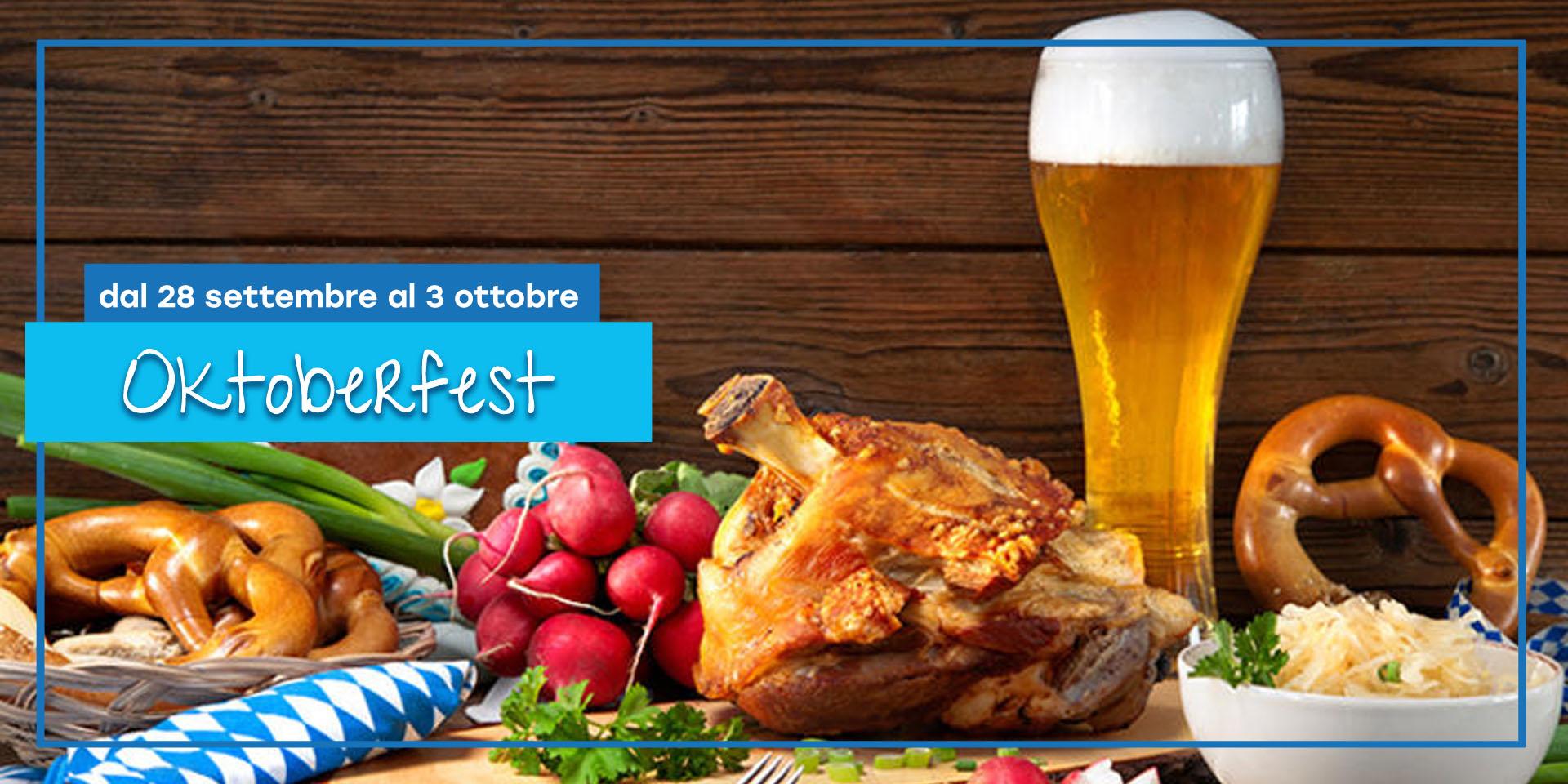 Oktoberfest da Gnam! || dal 28 settembre al 3 ottobre