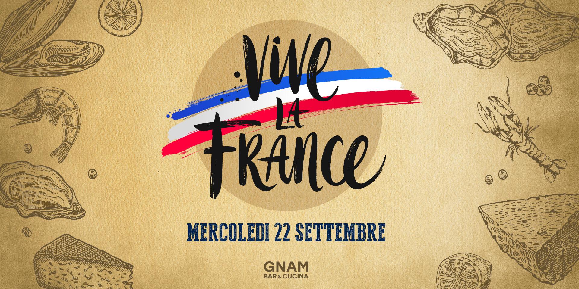 Vive la France  ||  22 settembre